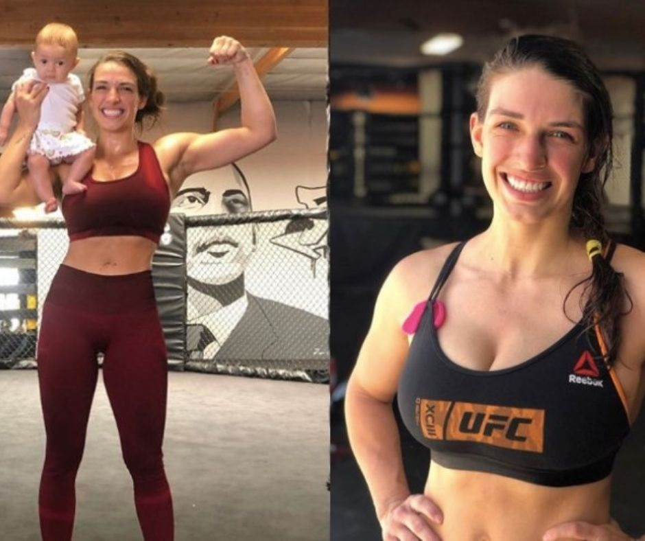 Mackenzie Dern Opens up About The Trouble Her Former Coach Has Been Causing Her