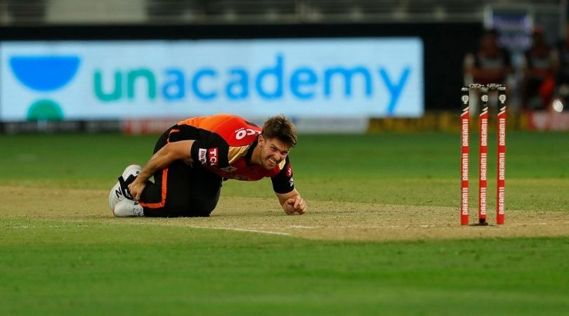 Who won the toss today IPL 2020: Who has replaced Mitchell Marsh in SRH Playing XI vs KKR?