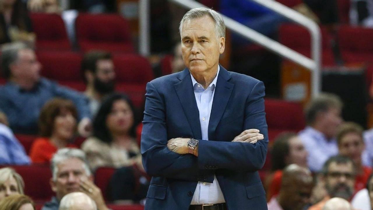 Mike D'Antoni quits as Rockets head coach