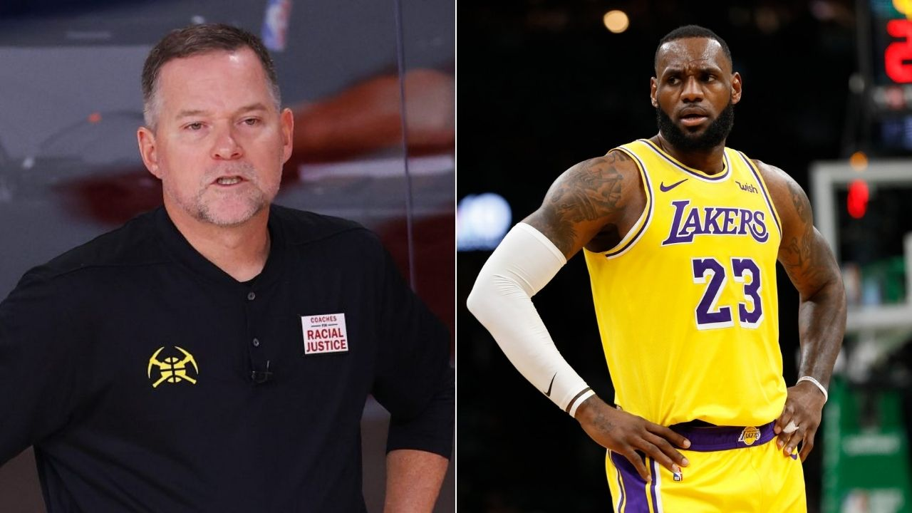 Mike Malone on Lakers
