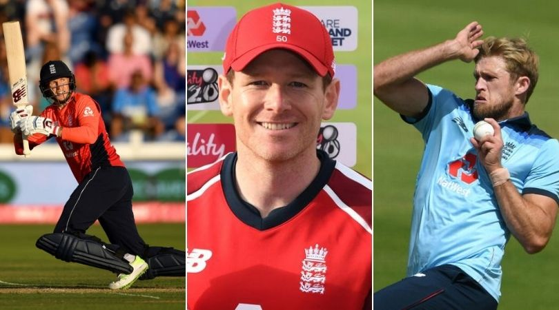 Eoin Morgan reveals why Joe Root and David Willey aren't part of T20I team vs Australia