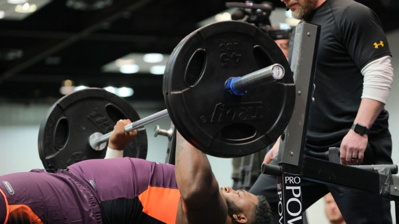 NFL Combine Bench Press Record: Records for every drill at the NFL Scouting Combine