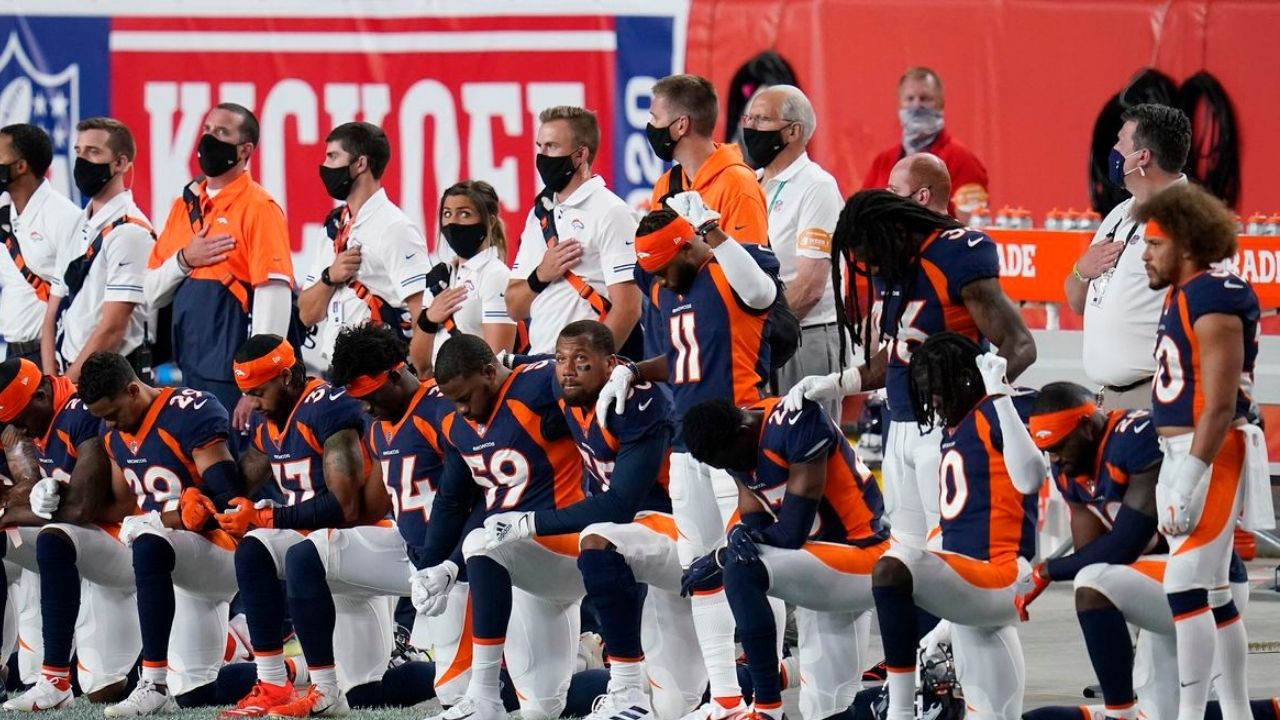 NFL Ratings Down: Donald Trump Attacks NFL for Disrespecting Flag and National Anthem