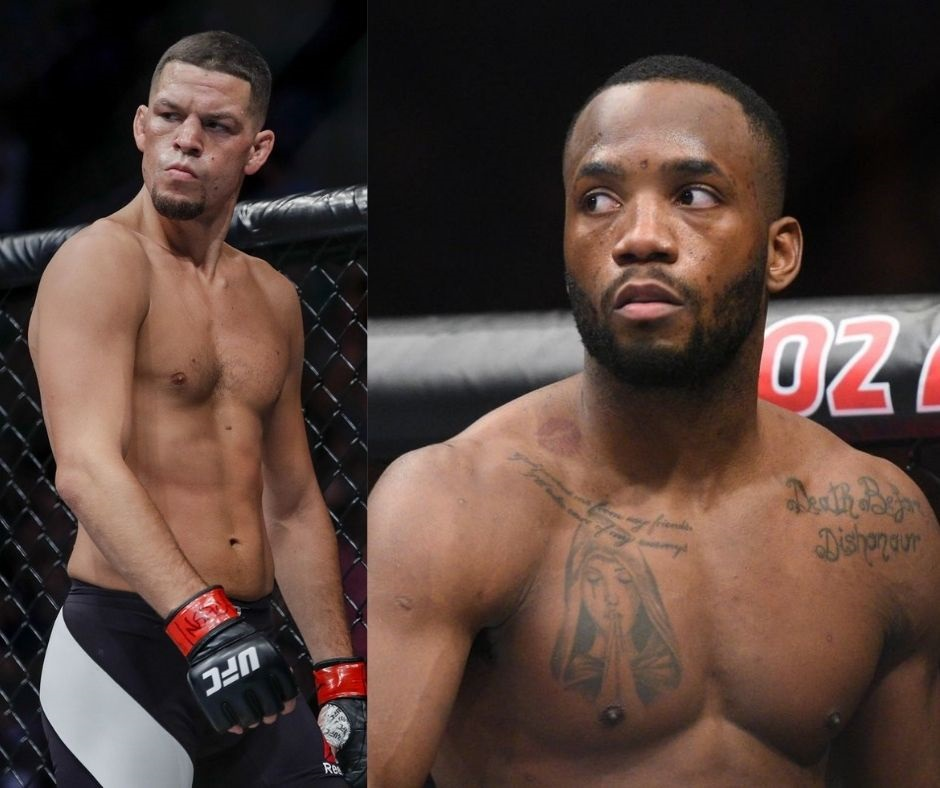"""""""You got almost as many losses as wins"""" Leon Edwards Gives a Befitting Reply To Nate Diaz"""