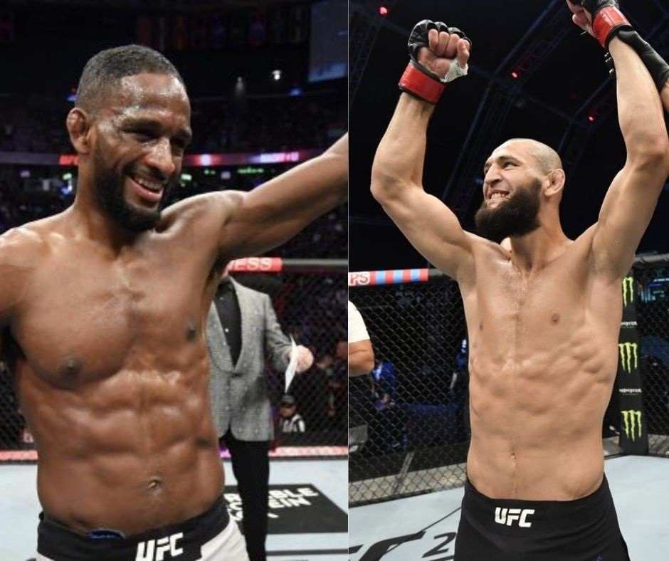 Neil Magny is Ready For The Khamzat Chimaev Challenge