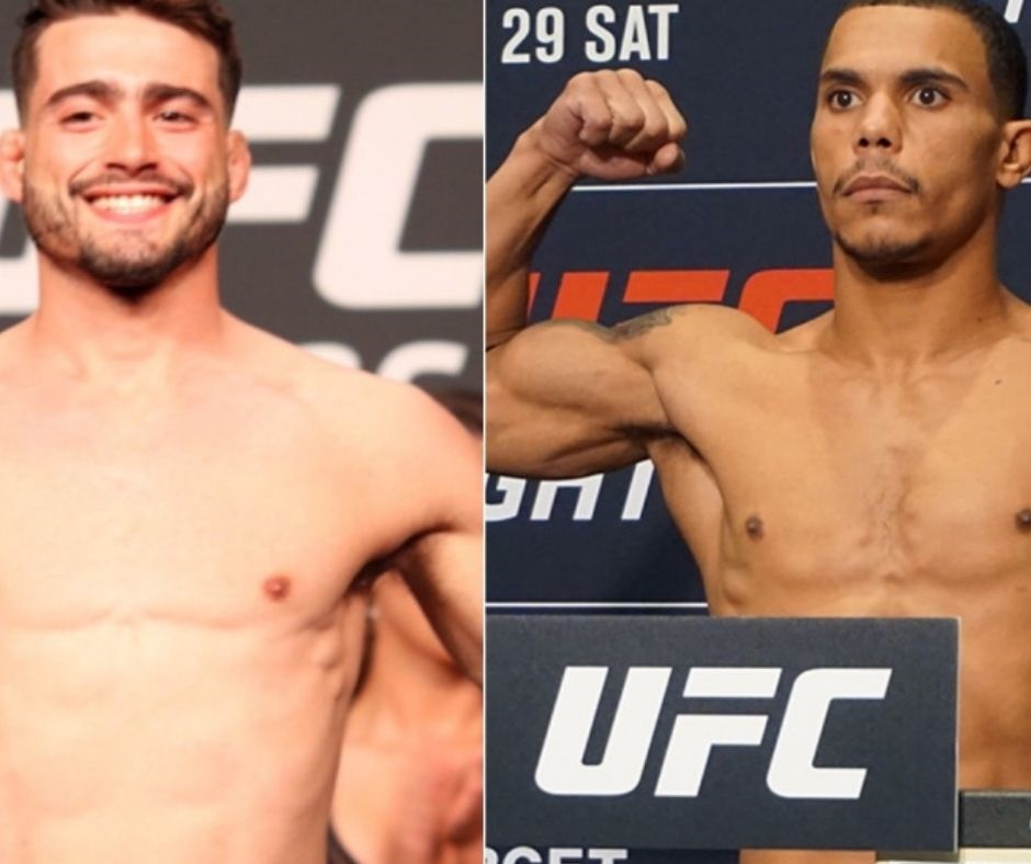 """Journey Newson and Randy Costa Are Set To Showcase """"A Fan-Friendly Fight"""" at UFC Vegas 11"""