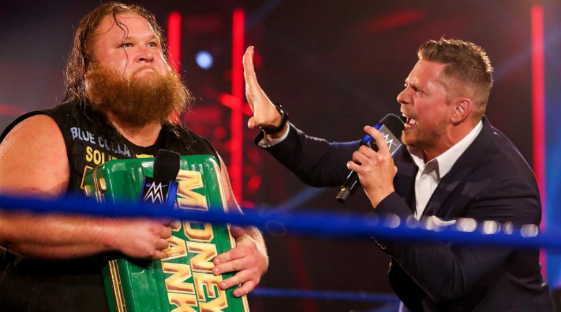Otis and the Money in the Bank storyline conclusion revealed