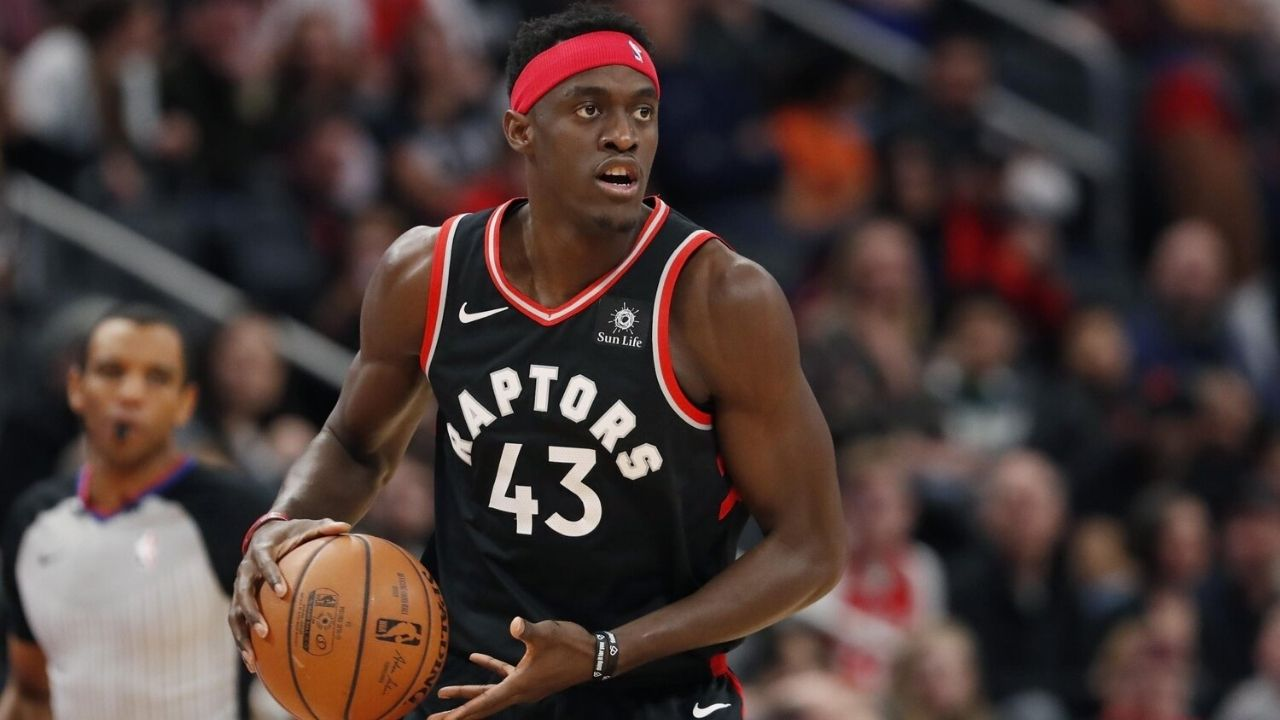 """Pascal Siakam needs to read every article about him""""- Kyle Lowry responds to criticism against Raptors teammate post playoff exit 