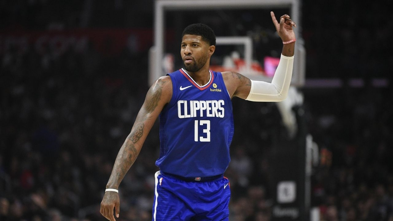 Paul George could be traded by Clippers