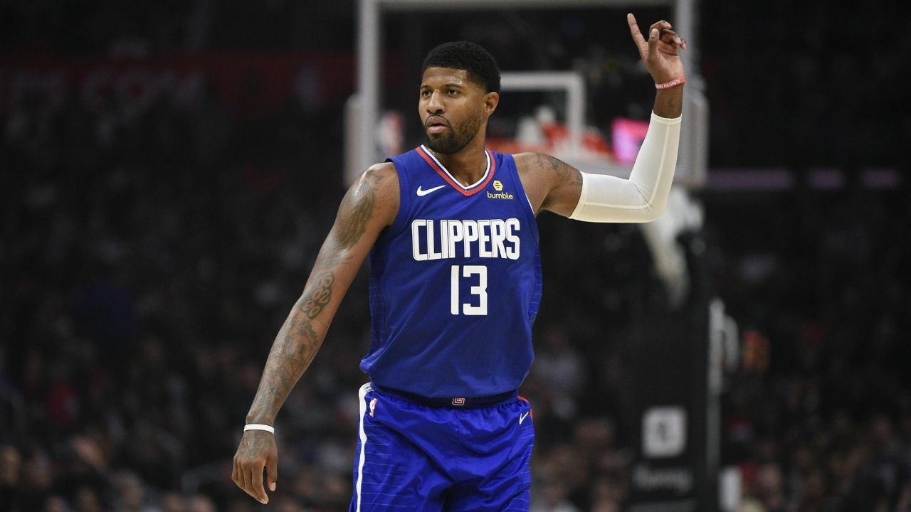 Clippers players think they are as good as Paul George: Chris Broussard