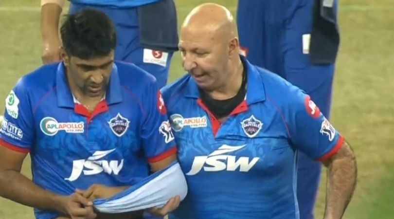 """R Ashwin Injury Update: Delhi Capitals spinner takes to Twitter to share """"encouraging reports"""""""