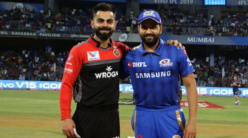 RCB vs MI Head to Head Records | Royal Challengers Bangalore vs Mumbai Indians H2H Stats | IPL 2020 Match 10