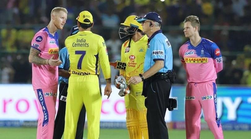 RR vs CSK Head to Head Records | Rajasthan Royals vs Chennai Super Kings H2H Stats | IPL 2020 Match 4