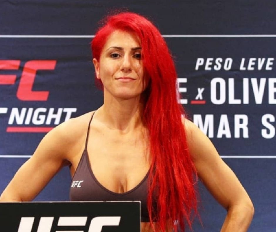 Randa Markos: The Fighter With Most Peculiar Win/Loss Record In The History of UFC