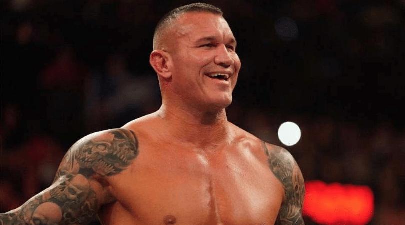 Randy Orton likes tweet poking fun at WWE Third Party Ban