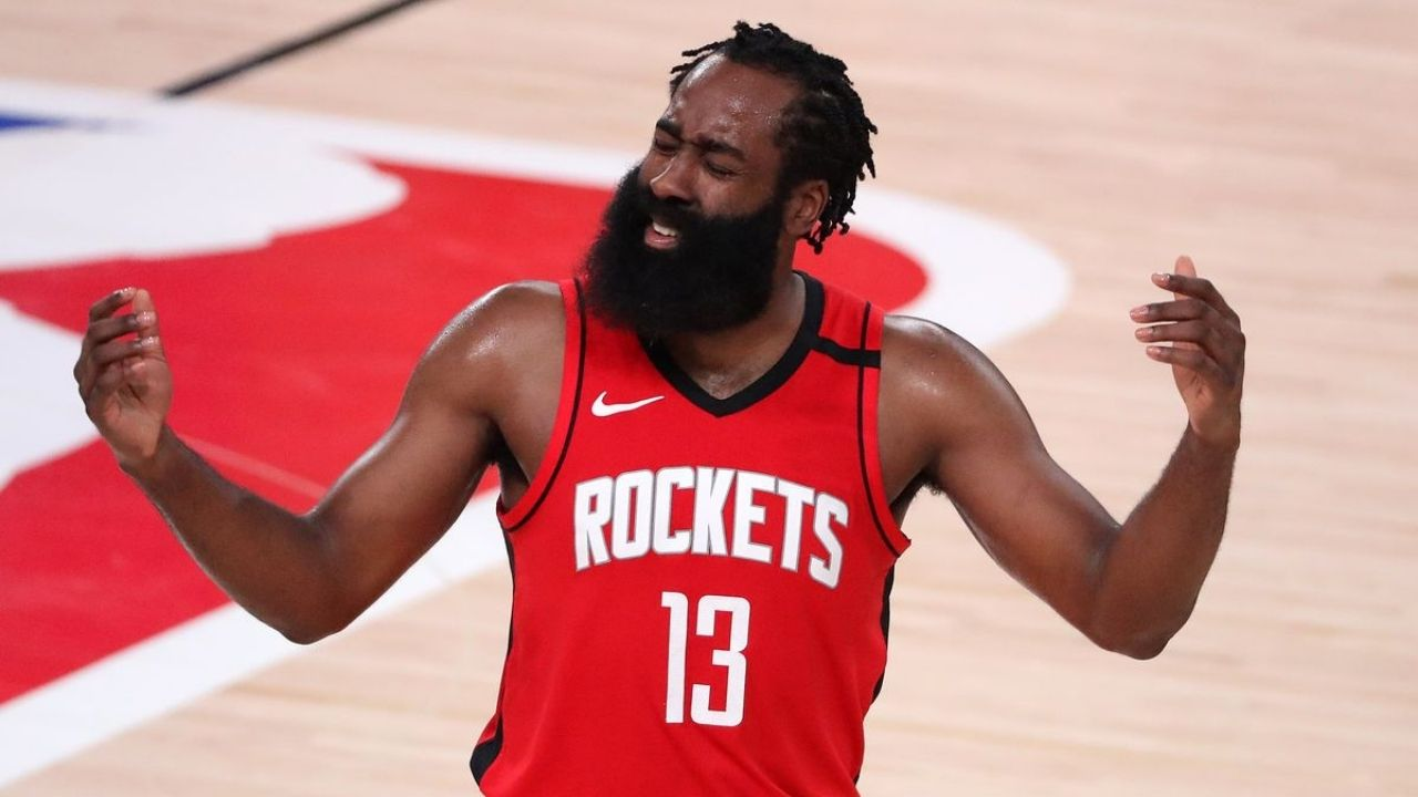 'Rockets made 5 more 3s and shot 15 more free throws ...