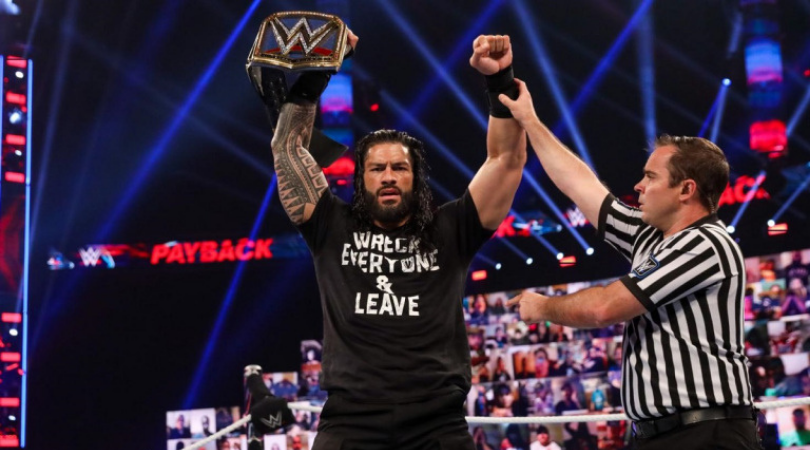 Roman Reigns will have new entrance music and gear