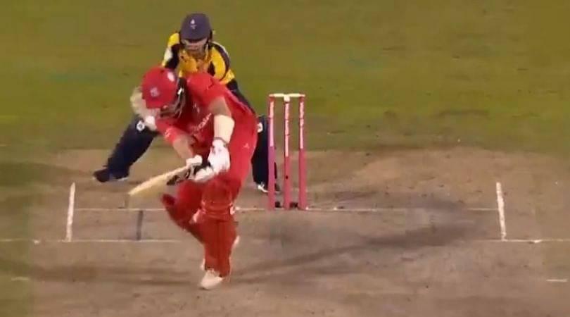 Vitality T20 Blast: Joe Root outfoxes Rob Jones Lancashire vs Yorkshire match at Old Trafford