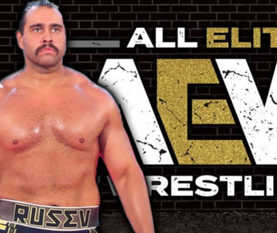 Miro Formerly Known as Rusev Makes His AEW Debut