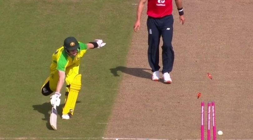 Eoin Morgan run-out vs Australia: Watch English captain's exceptional fielding dismisses Steve Smith