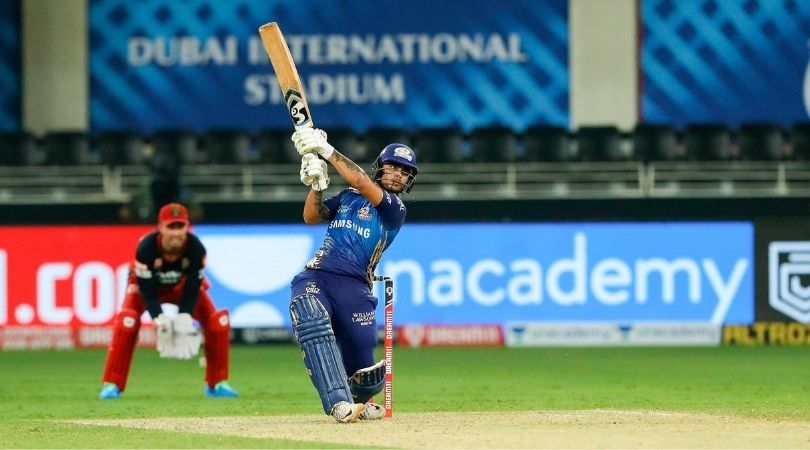 Ishan Kishan cricket player: Twitter reactions on Kieron Pollard and Kishan powering MI to super over vs RCB
