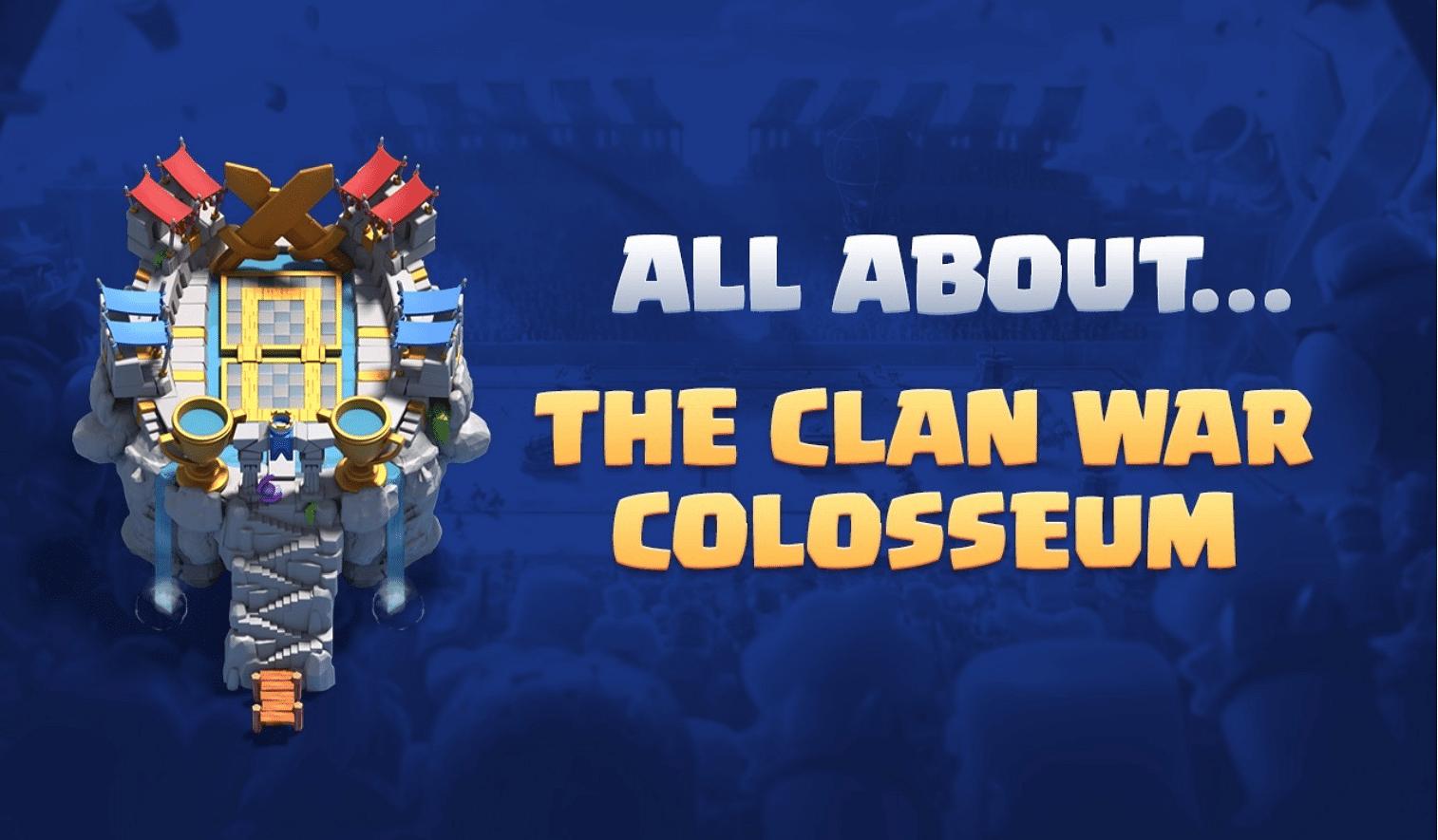 Clan War Colosseum