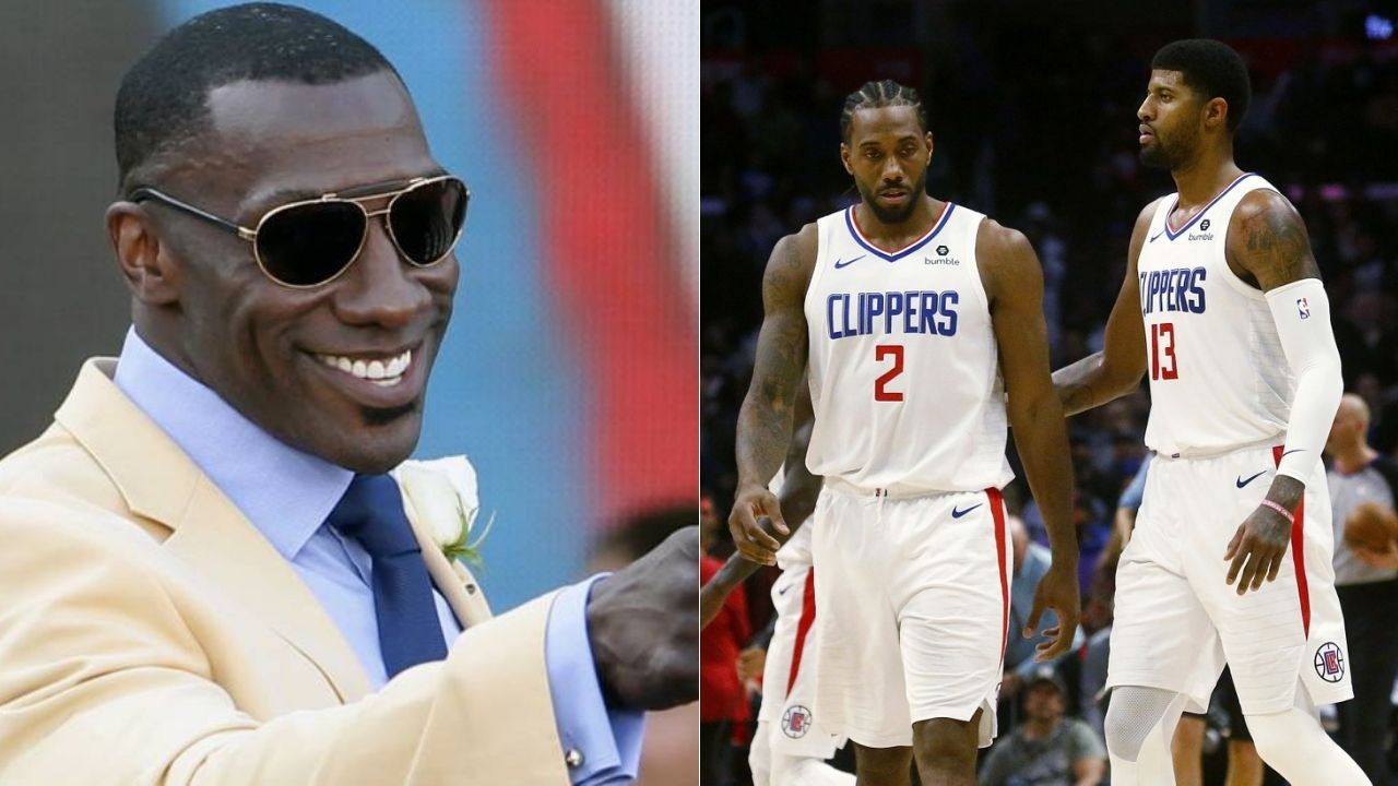 Shannon Sharpe ridicules Clippers