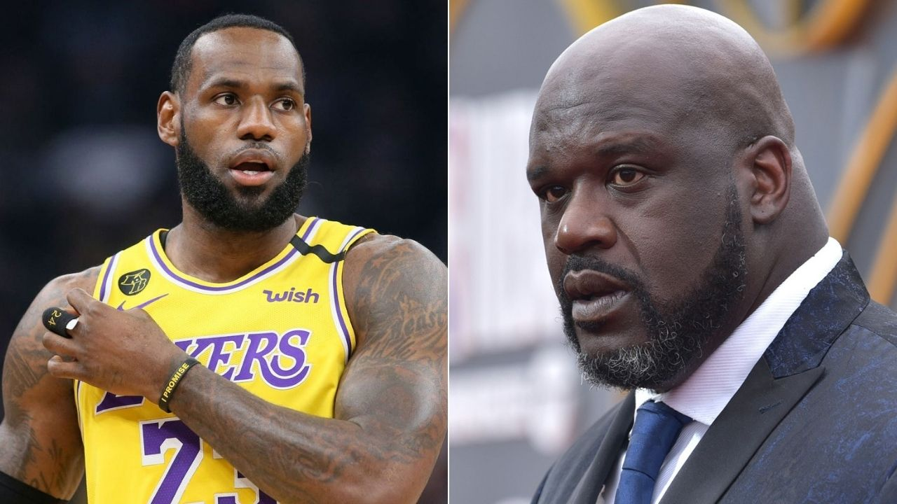 Lebron James And Lakers Want Heat In Finals Charles Barkley Mocks Shaquille O Neal For Nba Finals Prediction The Sportsrush