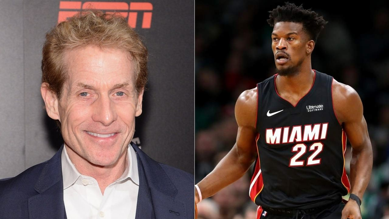 Skip Bayless: Jimmy Butler is not afraid of LeBron James