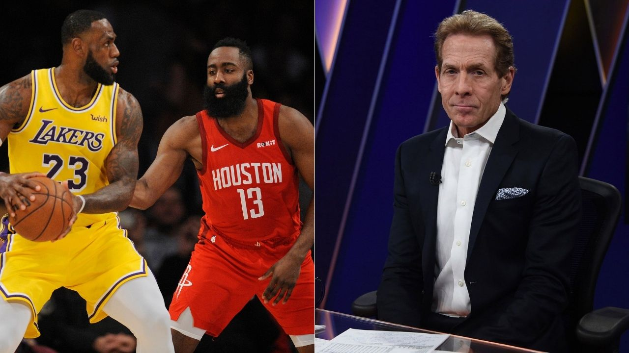 """Will go to the last shot"": Skip Bayless predicts winner ..."