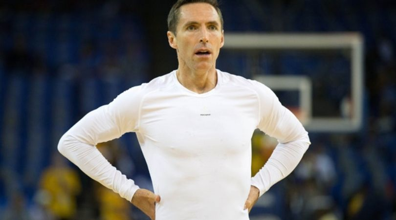 """""""He'll win Kevin Durant and Kyrie Irving an NBA Championship': Steve Nash is the new Brooklyn Nets Head Coach"""