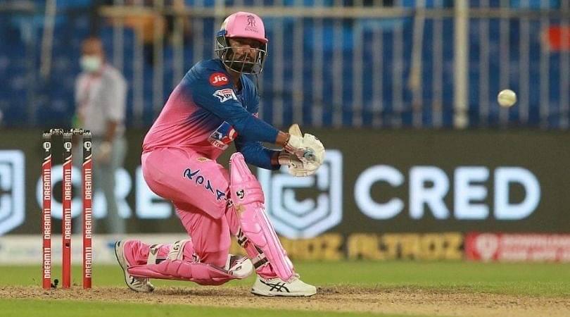 Rahul Tewatia IPL 2020: Watch Tewatia hits five sixes off Sheldon Cottrell as Rajasthan Royals seal highest IPL chase