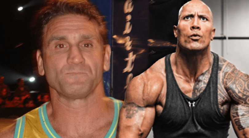 The Rock to appear on Impact Wrestling for Ken Shamrock's Hall of Fame induction