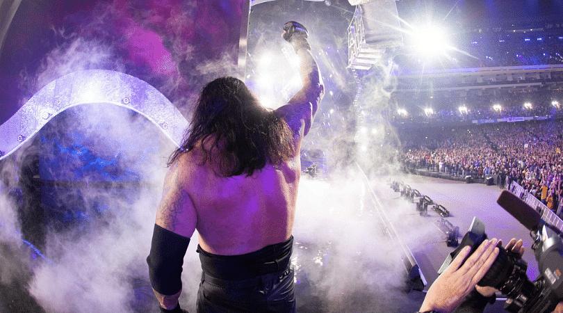 The Undertaker hints at WWE return despite announcing his retirement in June
