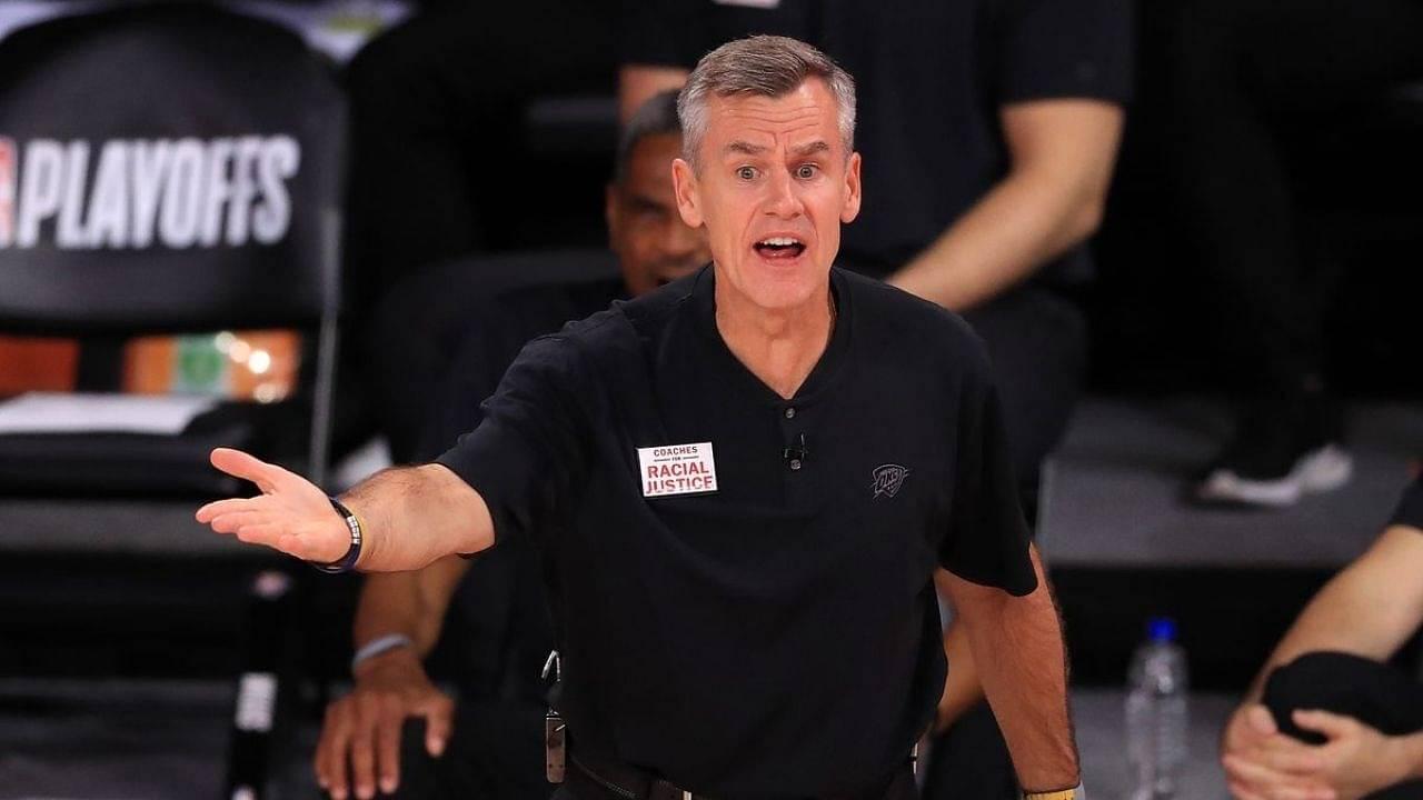 Thunder new coach