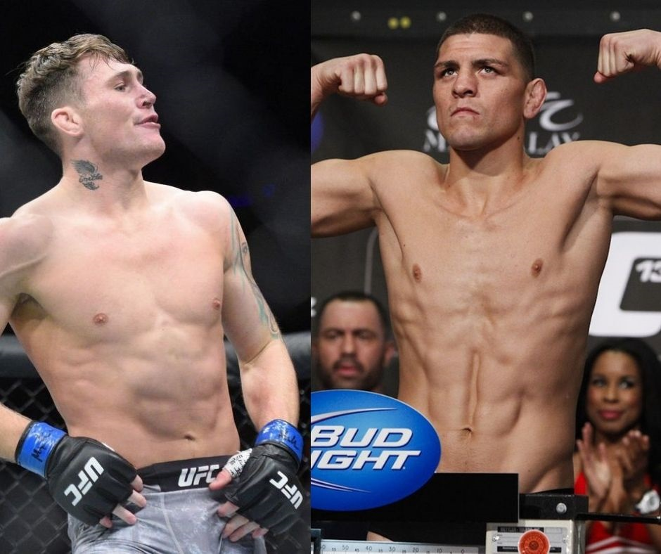 """""""F**k*** me that's who""""- Darren Till Becomes The First One To Challenge Nick Diaz"""
