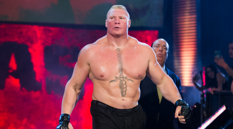 Tony Khan on the possibility of signing Brock Lesnar