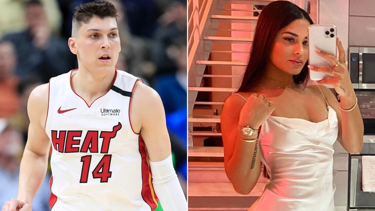 Tyler Herro Dating Ig Model With 7m Followers Brian Windhorst On Judging Player S Confidence Based On Girlfriend The Sportsrush