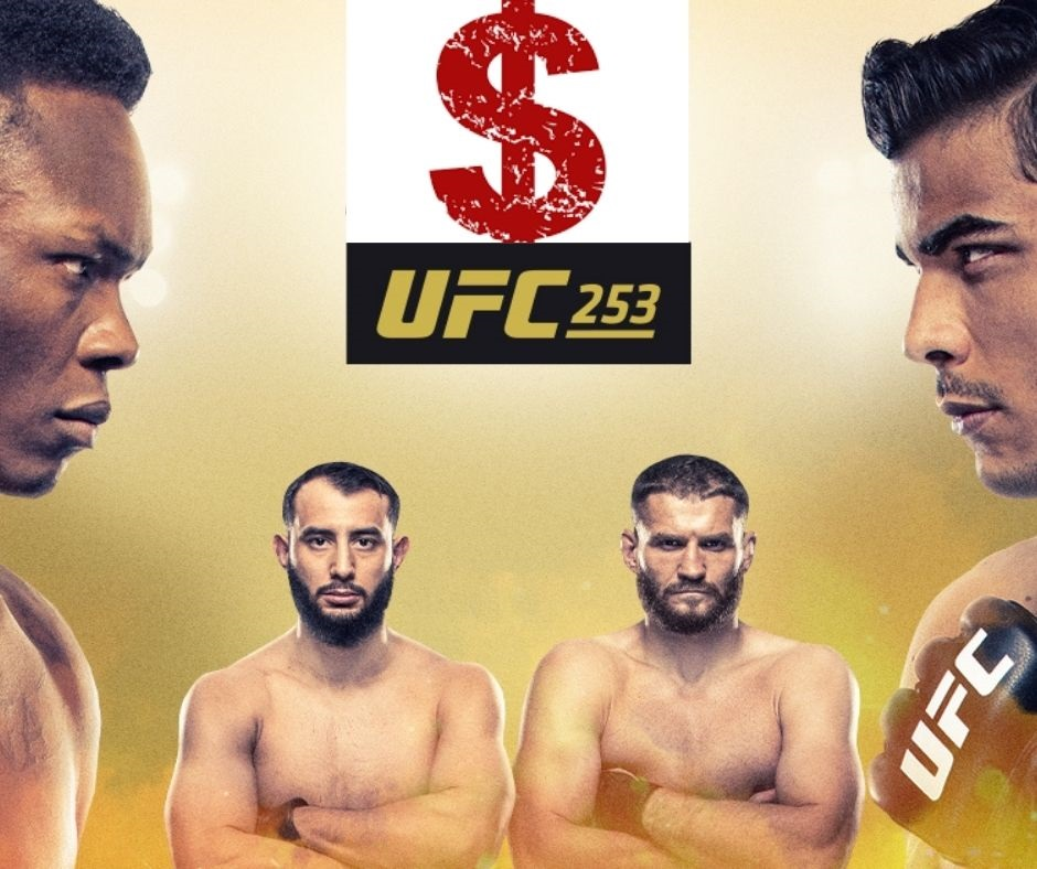 UFC 253 Fight Night Payout: How Much Money Will Each Fighter Receive?