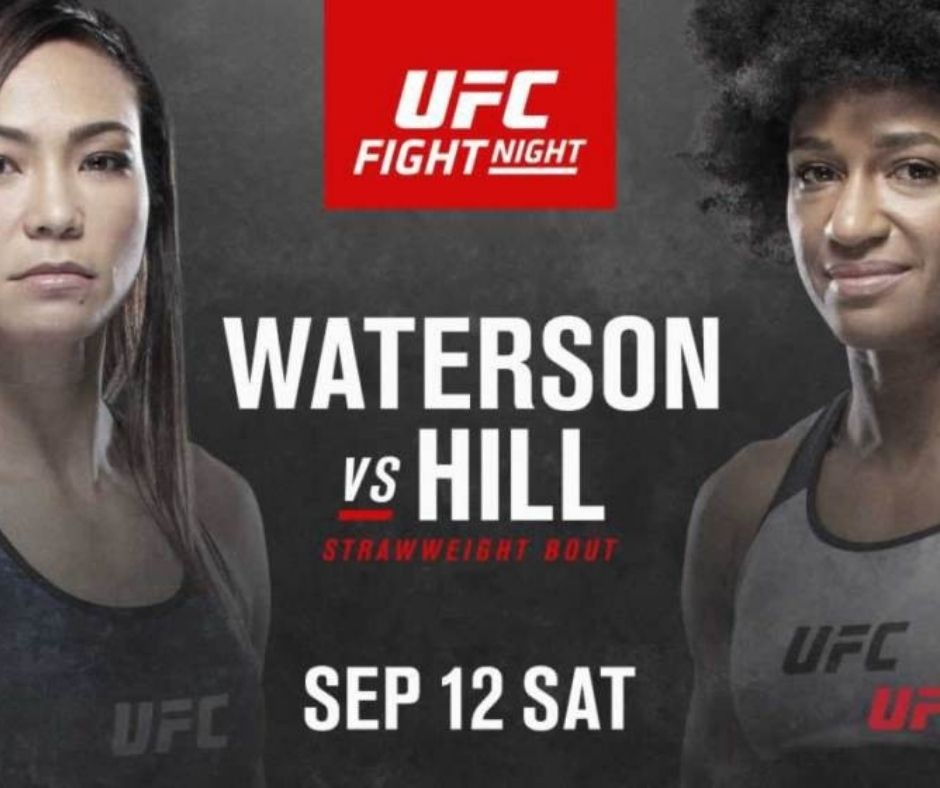 UFC Vegas 10 Live Updates: Fight Card, Streaming Details, Results, and Highlights