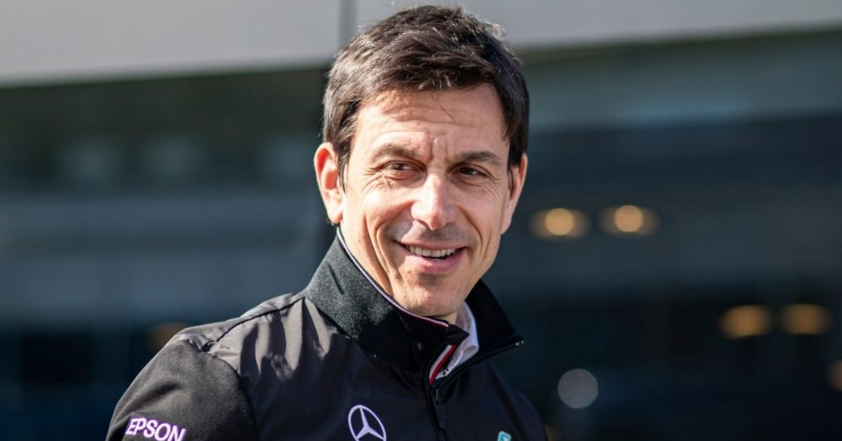 """""""It is not WWE""""- Toto Wolff on plans of introducing reverse-grid in F1"""