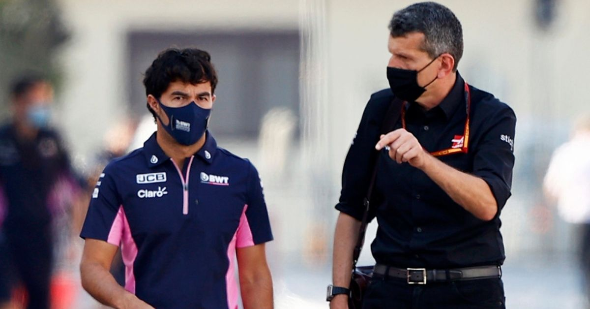 """""""It's not as much a no-brainer""""- Haas on signing Sergio Perez for 2021"""
