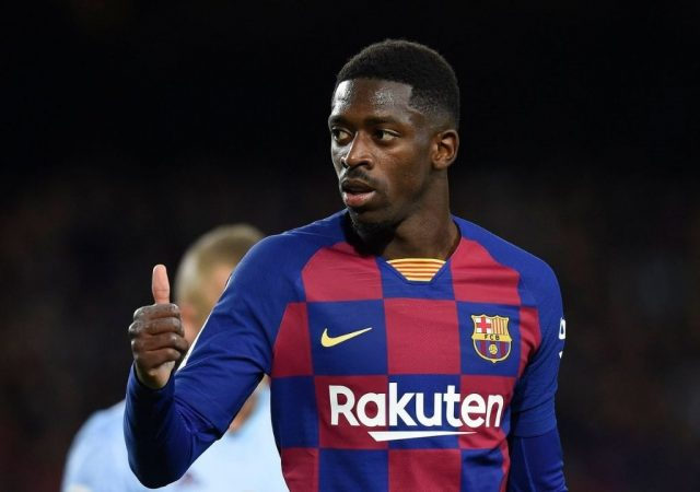 Man United News: Manchester United ready to offer massive bid for Ousmane Dembele