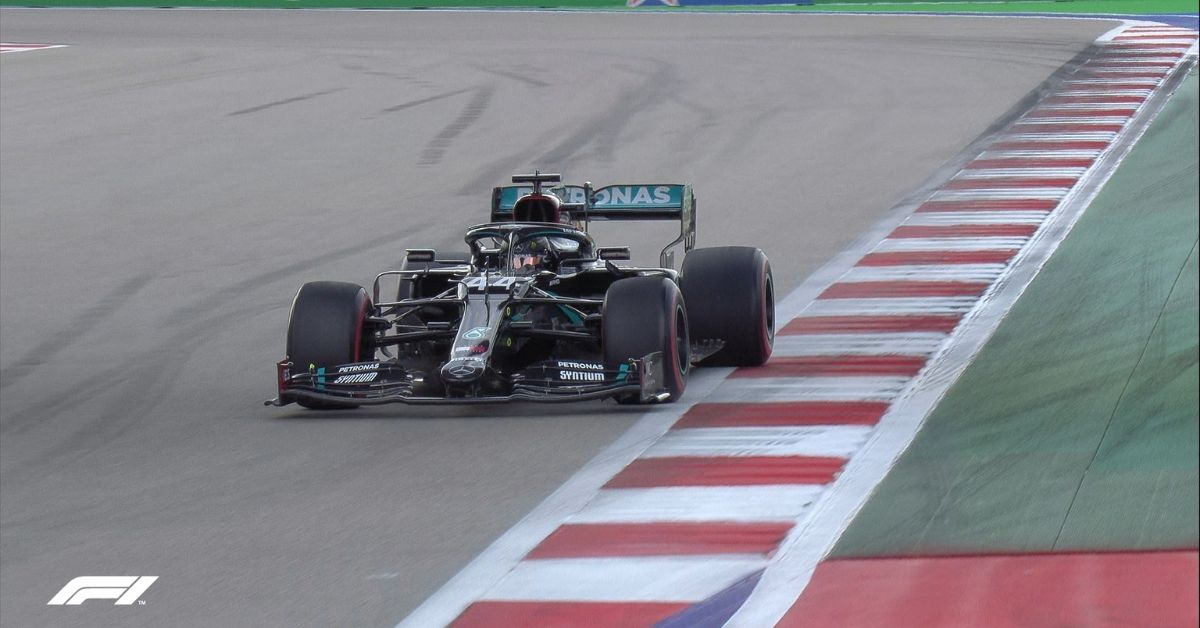 F1 Qualifying Results Mercedes Dominates Russian Grand Prix 2020 Qualifying The Sportsrush