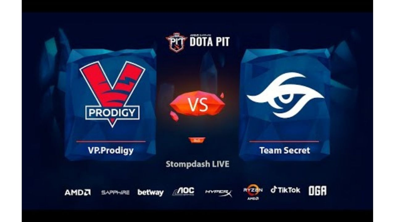 VP.Prodigy beat Alliance to face Secret in Grand Finals of AMD Sapphire Dota Pit Season 3