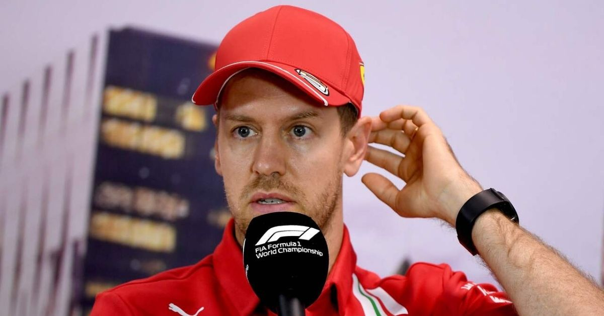 """Against the element of sport""- Sebastian Vettel opposes reverse grid plans"