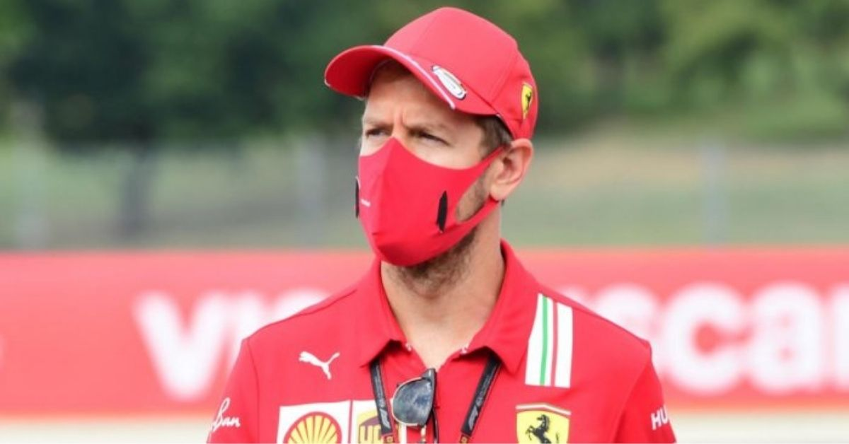 """""""Mistakes should be punished""""- Sebastian Vettel advocates for stricter laws for make it bit difficult for drivers"""