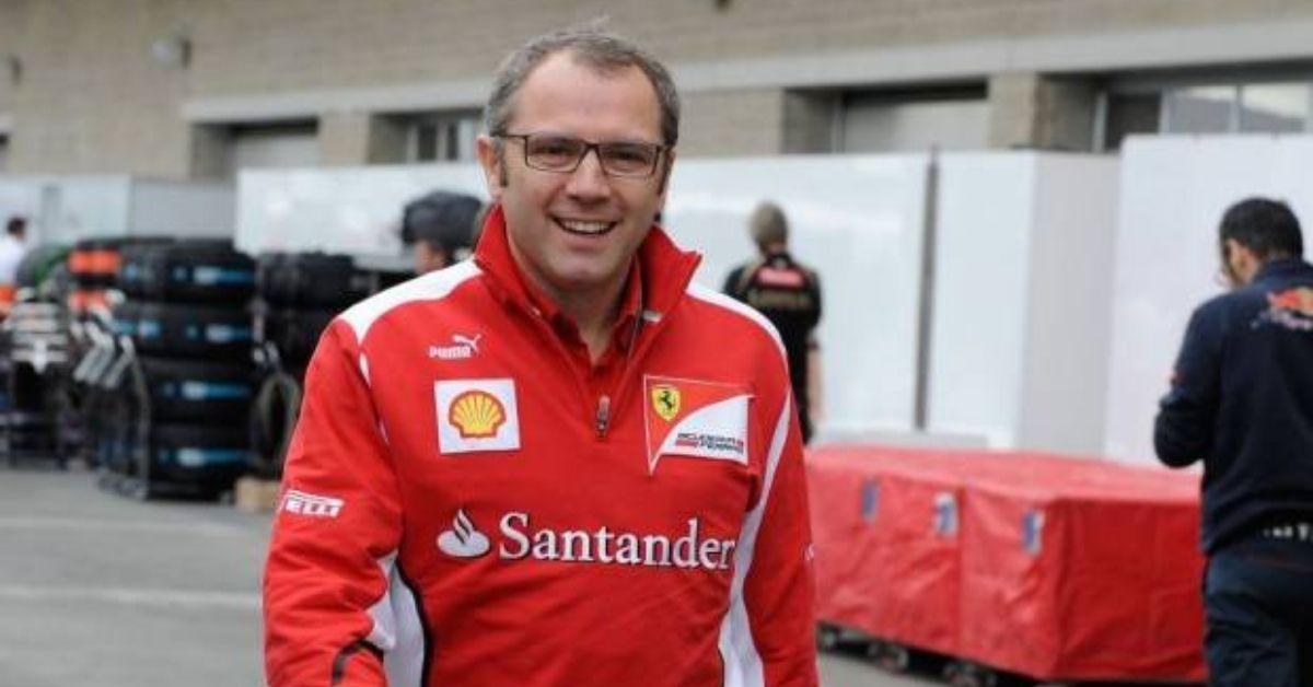 Former Ferrari boss Stefano Domenicali set to be Formula 1 CEO