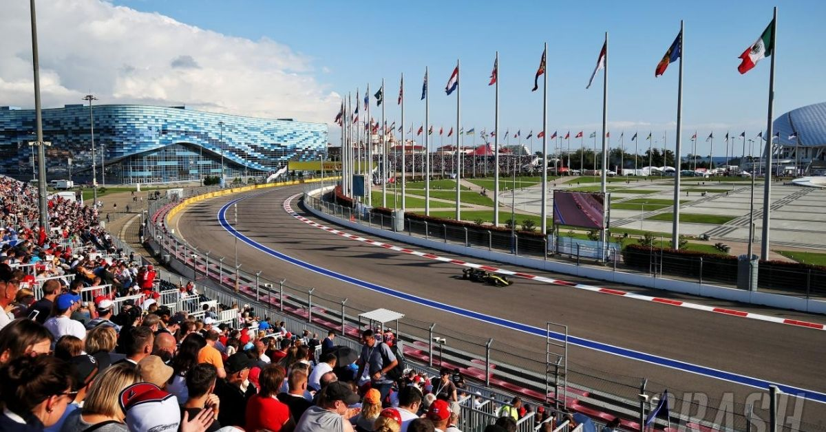 Russian GP 2020 Weather Forecast: What's the weather forecast of Sochi this weekend