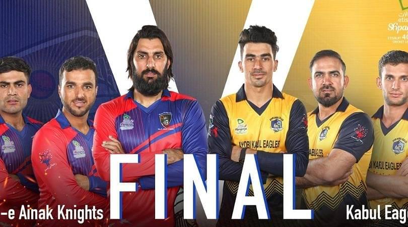 KE vs MAK Final Dream11 Prediction: Kabul Eagles vs Mis Ainak Knights – 16 September 2020 (Kabul)